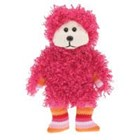 Beanie Kid Bogey the Pink Bear