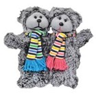 Beanie Kid Licorice & Allsorts the Bear