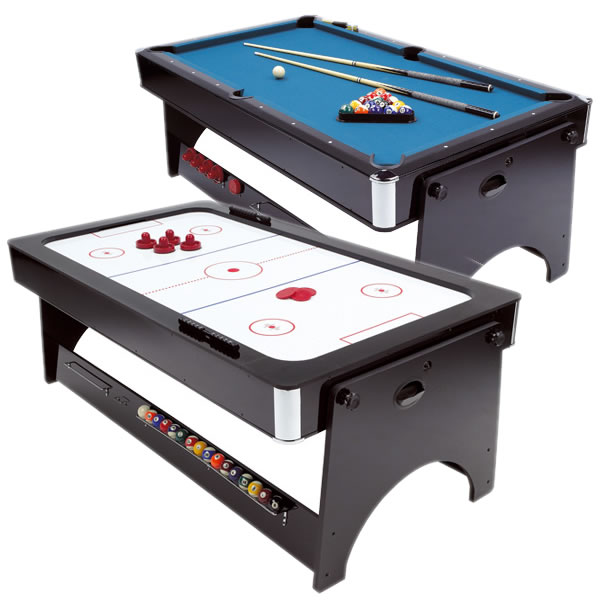 Awesome Mini Pool Table And Air Hockey Designs