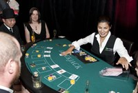 Professional Croupier Dealer per hour for Poker, Blackjack, Roulette