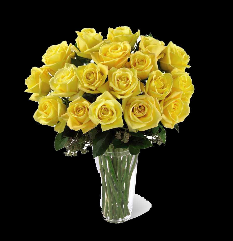 S38 4307d Yellow Rose Bouquet Cainsbridalwreath Com