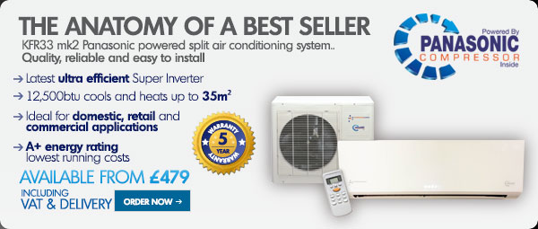 Panasonic Split Air Conditioning System