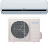 Eco Air ECO2401SN Ultra 7.4Kw 24000Btu Easy Install Air Conditioner with 5 Meter Pipe