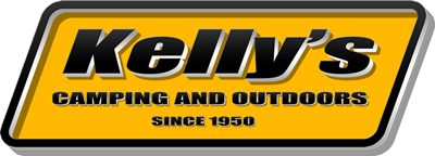 Kelly's Camping and Outdoors Logo