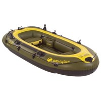 Sevylor Fish Hunter 4P Inflatable Boat