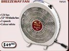 Outdoor Connection Breezeway Fan 12V