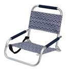 Sunny Life Beach Chair  blue/white pattern Jervis