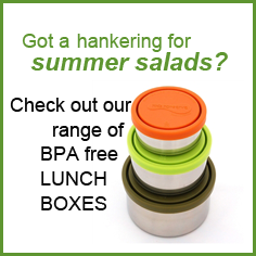 BPA Free Lunchboxes