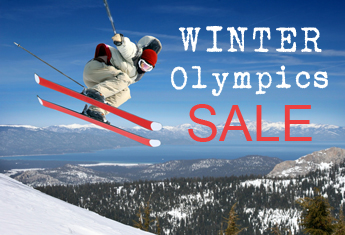 Winter Olympics Sale
