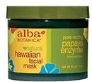 Alba Hawaiian Papaya Enzyme Facial Mask 118mL