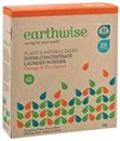 Earthwise Laundry Powder 1kg Orange & Eucalyptus