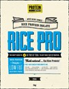 Protein Supplies Australia  Pure Rice Protein 500g