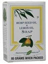Richmond Nature Lemon Oil Organic Soap Bar 110g