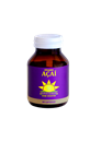 Amazonia Acai Berry Capsules 500mg 60 Vegicaps