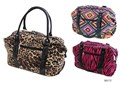 Stylish Fashion Weekend Travel Bag in 3 Amazing Designs