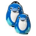 Skyflite Skykidz Dolphin 2 Piece Children's Carry-on Luggage Set