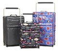 IT-02 Worlds Lightest Second Generation Ultra Lightweight Luggage - Set of 3 Cases