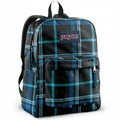 Jansport Superbreak Blue Streak Perry
