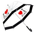 I ? Rain Dome Umbrella