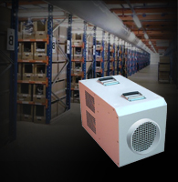 warehouse heaters
