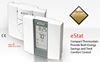 Elements eStat 761 Compact Programmable Thermostat for use with the Elements Range