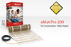 Elements eMat Pro 200 Range Under Floor Heating Mat Ideal for Conservatory - High Output