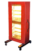Broughton RG306 2.4kw 110v Quartz Spot Heater Ideal for a Garage or Working Area