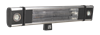 Sealey IMWH1809LR 1.8kw Output Carbon Fibre Infrared Wall Heater with LED Lights
