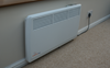 Ambient Air 2kw thermostatic convector panel heater with 24hr 7 day timer Saturday delivery