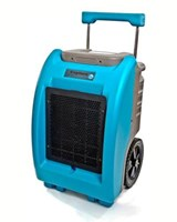 Capture 65L 230 volt 65 litre portable industrial dehumidifier