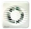 Xpelair Slimline SL150HP wafer thin axial fan range with humidistat and pullcord