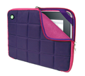 Gecko Swag Bag - Grape - iPad 2, iPad 3 & iPad 4
