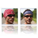 High Performance Western Bandana