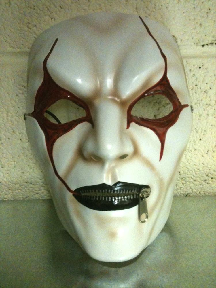 Email To A Friend Slipknot Jim James Root Style Pvc Mask ...