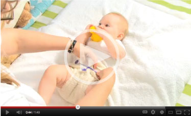 Snappi Baby User Video at Baby Blossom Australia