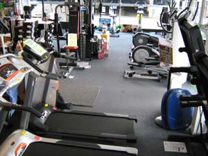 Store 2 home gym and elliptical trainers