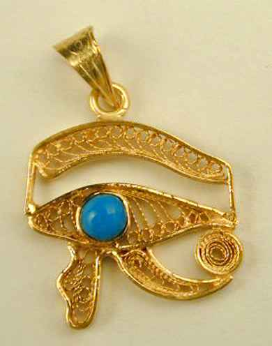 Egyptian Gold Jewellery