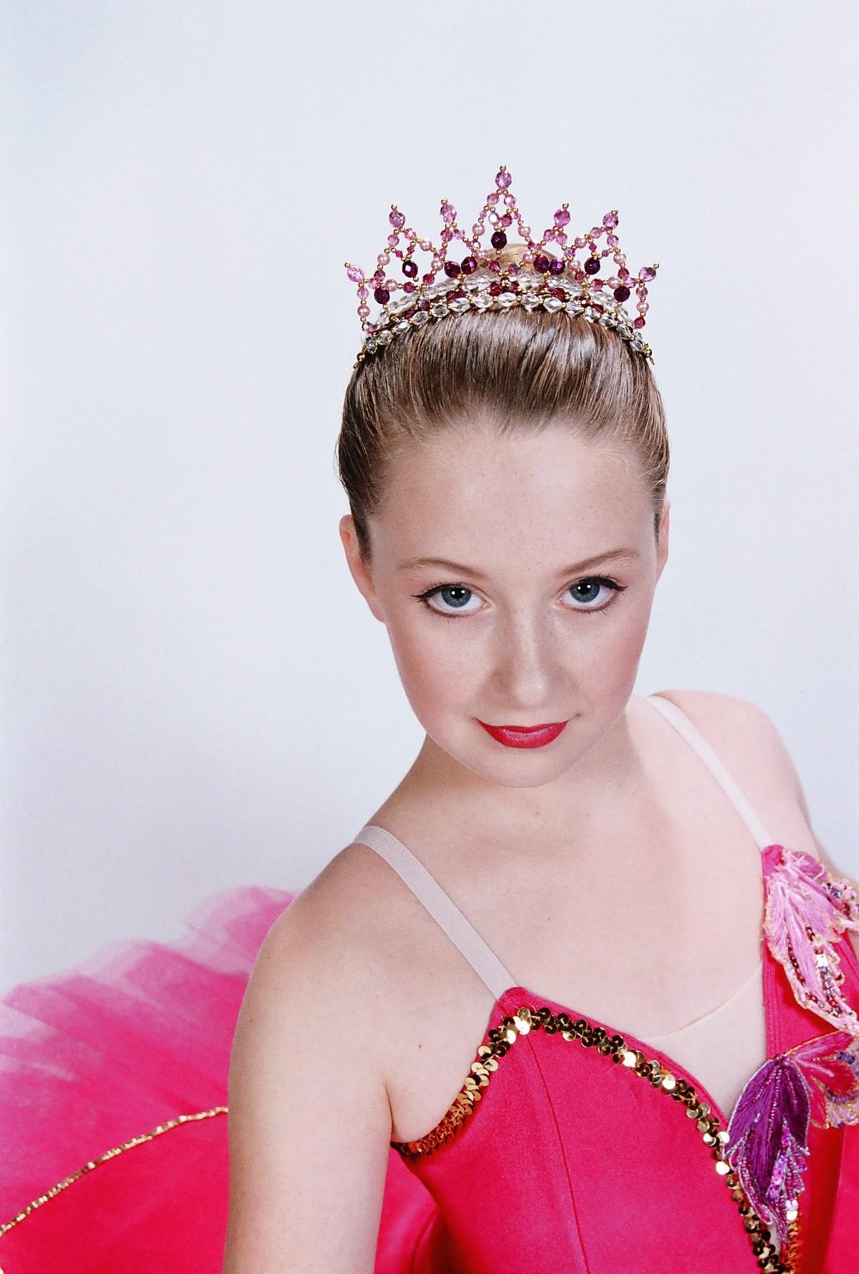 Ballet Tiara Dance Headpiece - Lil'Becstar