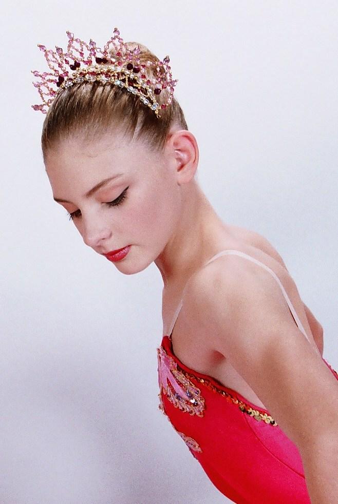 Ballet Tiara Dance Headpiece - Becstar