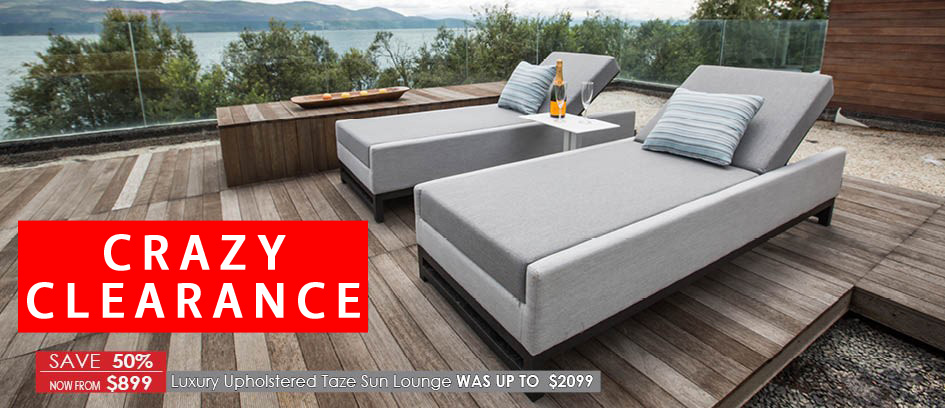 outdoor furniture sun lounge sydney florentino wicker rattan daybed