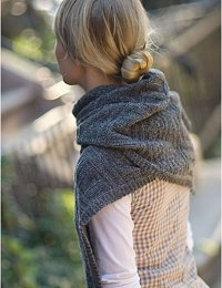 Boston Tweed - Guernsey Wrap