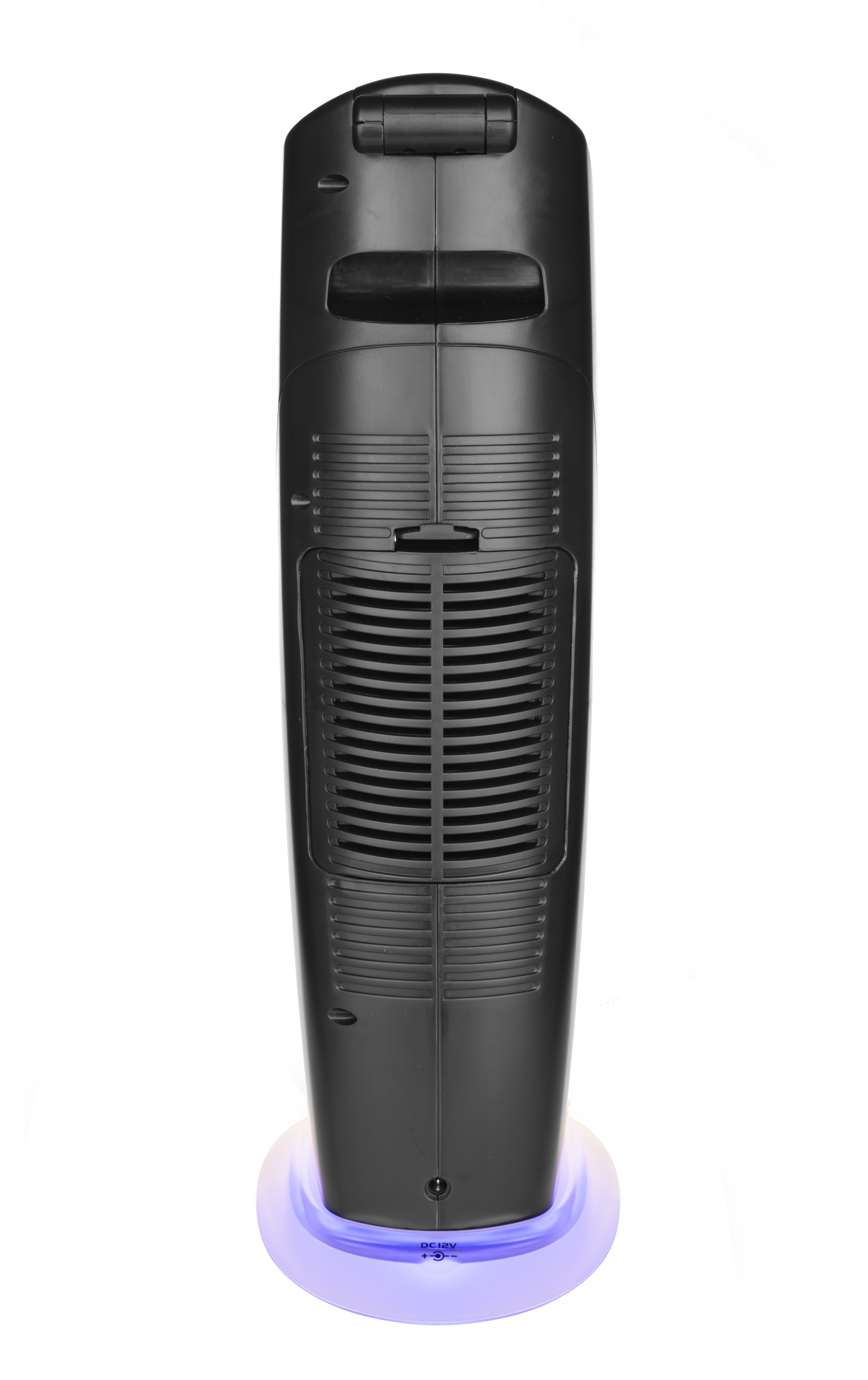 how to clean ionic pro compact air purifier