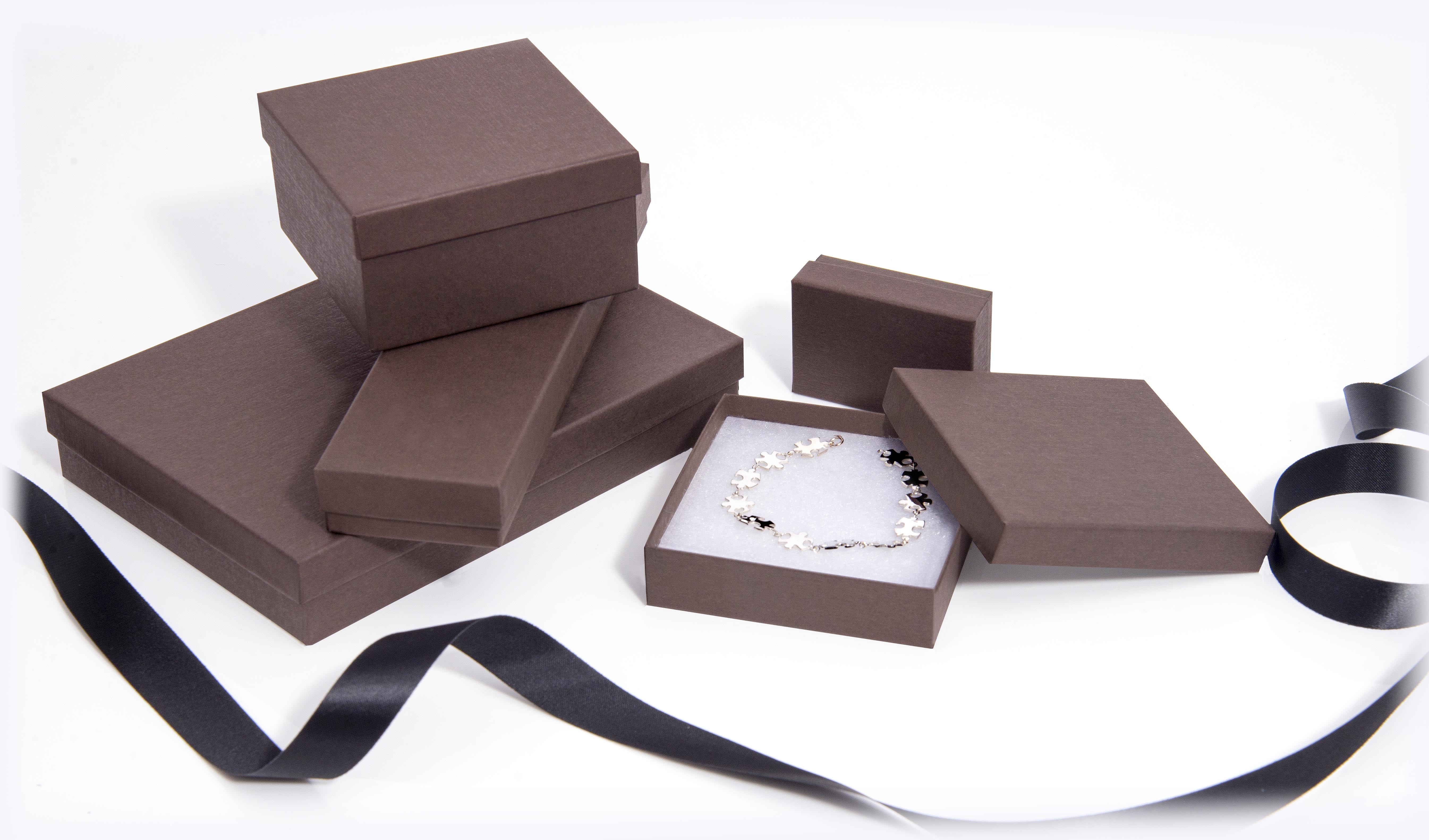 Chocolate Gift Boxes Packaging Uk : Kraft chocolate jewellery boxes gift