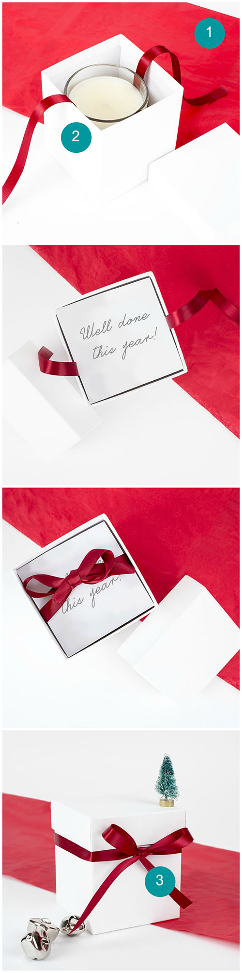 Corporate gift wrapping tips