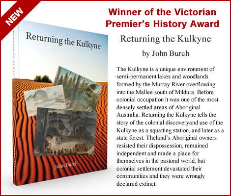Returning the Kulkyne