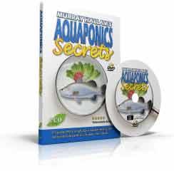 Aquaponics DVD - Secrets