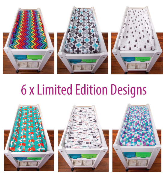 Minky Change Mat Covers
