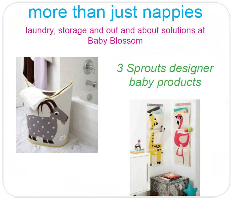 3 Sprouts Kids homewares