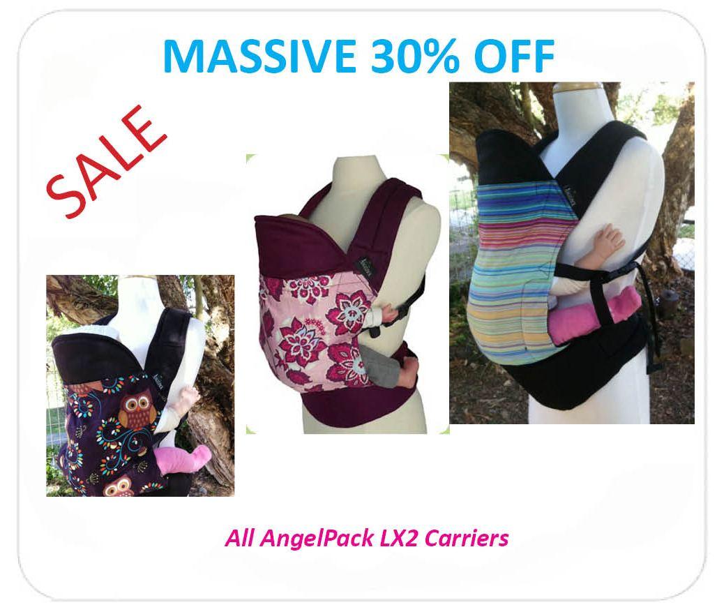 AngelPack LX2 On Sale