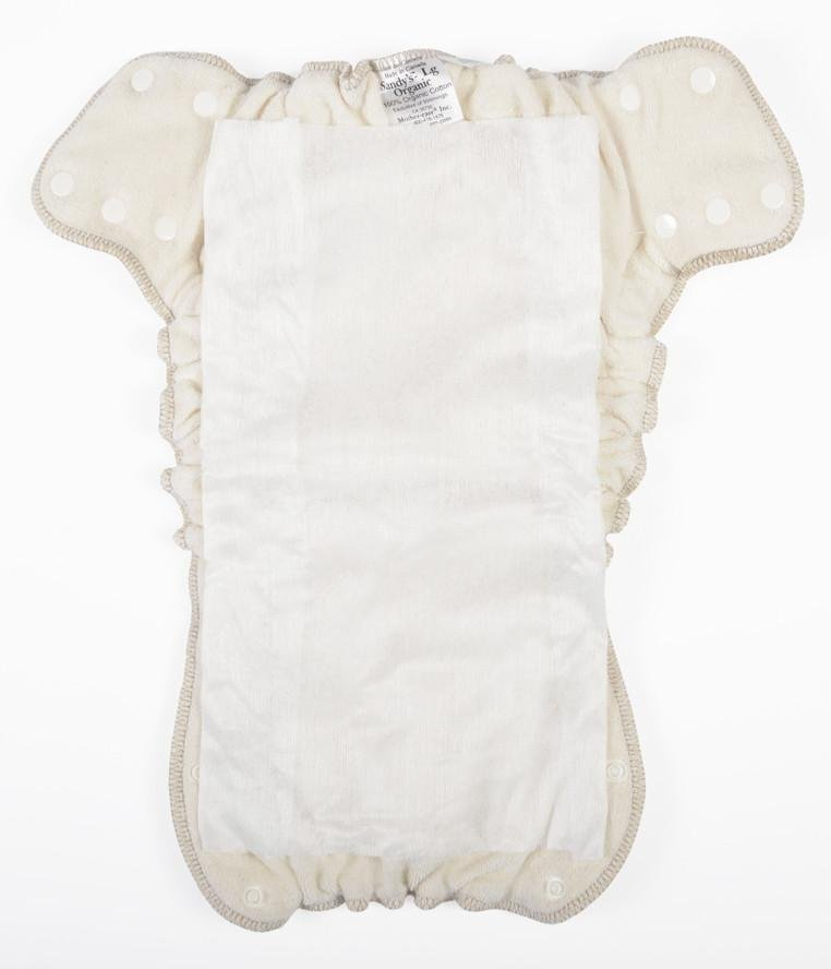 Mother-ease Bamboo Nappy Liners